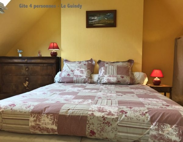 Guindy Chambre Adulte
